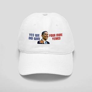 Yes We Did! Cap