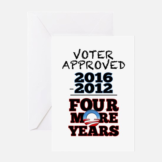 Voter Approved Greeting Card