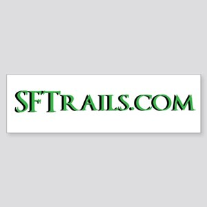 SFTrails.com Bumper Sticker