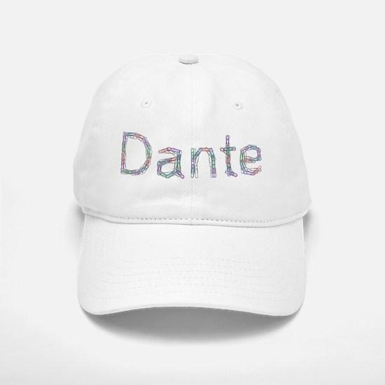 Dante Paper Clips Baseball Baseball Cap