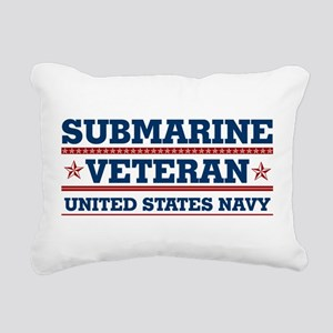 Submarine Veteran: United States Navy Rectangular