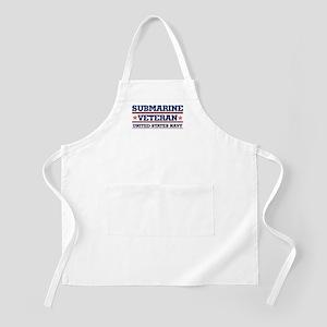 Submarine Veteran: United States Navy Apron