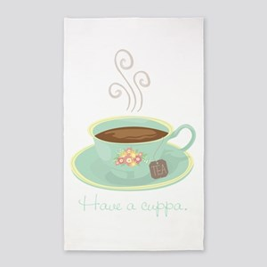 Cuppa Tea 3'x5' Area Rug