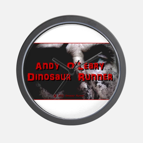 Andy OLeary Wall Clock