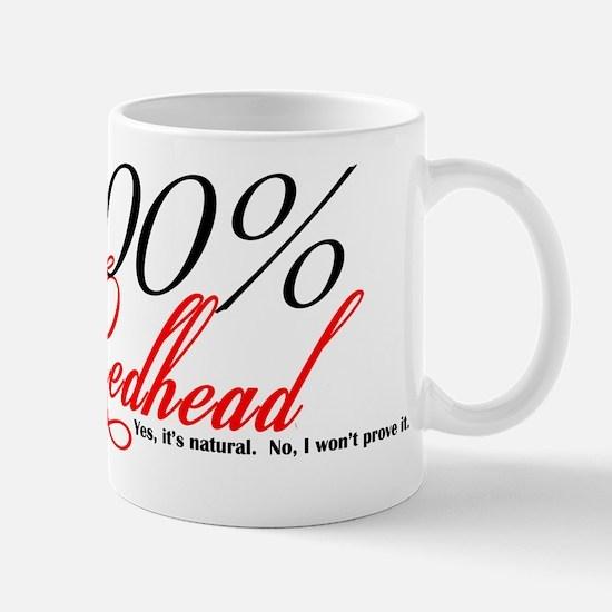 Natural Redhead Mug