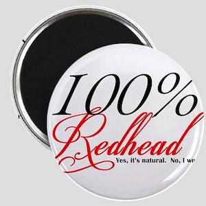 Natural Redhead Magnet
