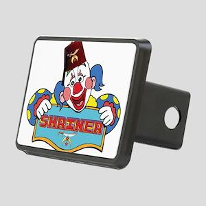 Proud Shrine Clown Rectangular Hitch Cover
