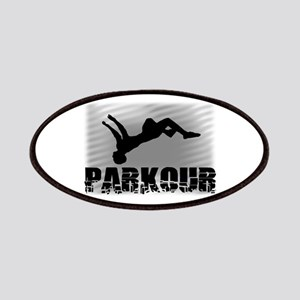 Parkour athlete Patches