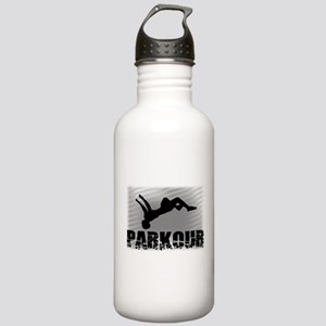 Parkour athlete Stainless Water Bottle 1.0L