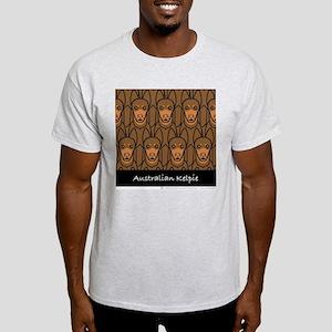 Red Australian Kelpies Light T-Shirt