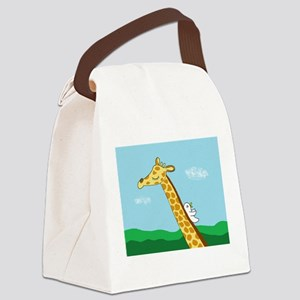 My Slide Canvas Lunch Bag