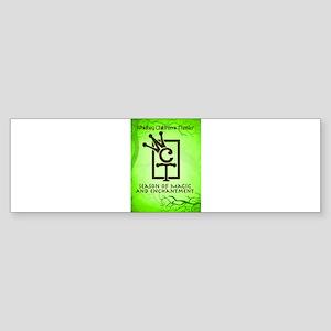 Season of Enchantment Bumper Sticker