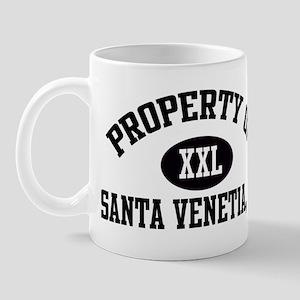 Property of SANTA VENETIA Mug