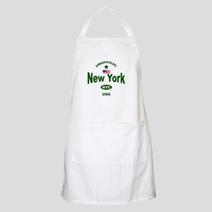 New York BBQ Apron