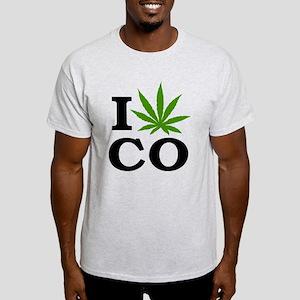 I Cannabis Colorado Light T-Shirt