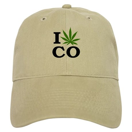 I Cannabis Colorado Cap