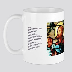 The Lords Prayer Mug
