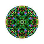 Green Fractal Mandala 3.5