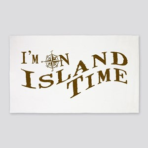 Island Time 3'x5' Area Rug