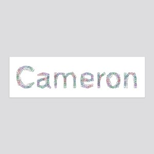 Cameron Paper Clips 36x11 Wall Peel
