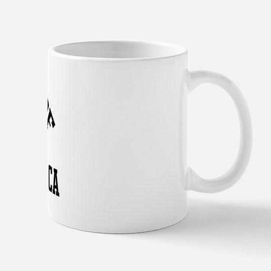 Property of SANTA CLARITA Mug