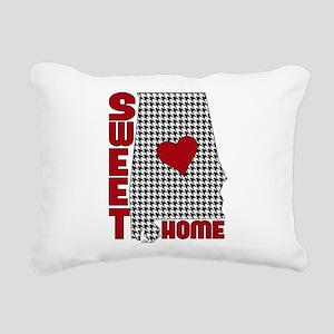 swet ala Rectangular Canvas Pillow