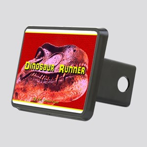 Allosaurus Rectangular Hitch Cover