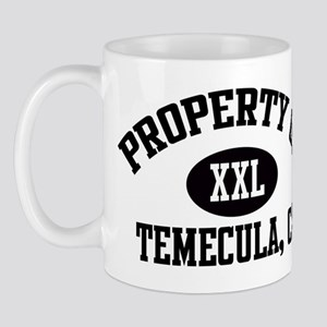 Property of TEMECULA Mug