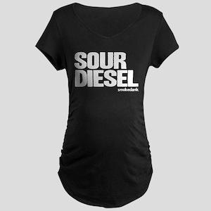 Sour D Maternity Dark T-Shirt
