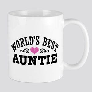 World's Best Auntie Mug