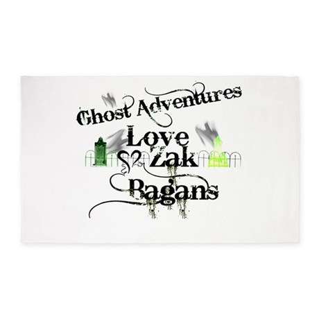 Ghost Adventures Area Rug