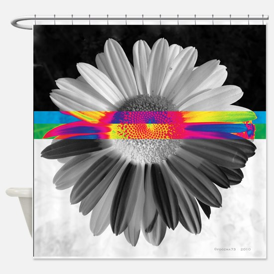 .cross-sections. Shower Curtain
