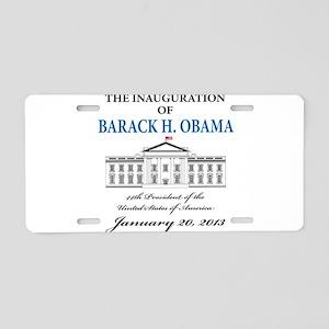 2013 Obama inauguration day Aluminum License Plate