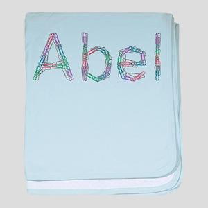 Abel Paper Clips baby blanket