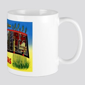 Wichita Kansas Greetings Mug