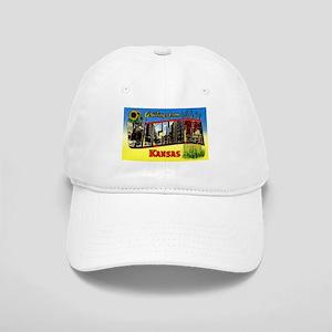 Wichita Kansas Greetings Cap