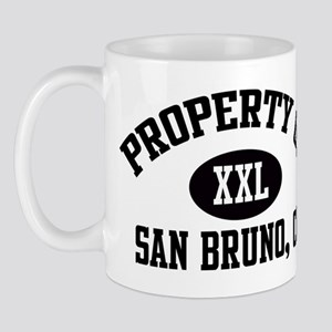 Property of SAN BRUNO Mug