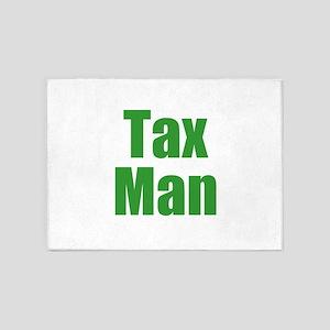 Tax Man 5'x7'Area Rug
