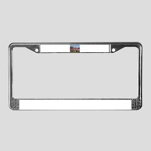 FOSSIL License Plate Frame
