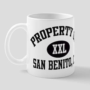 Property of SAN BENITO Mug