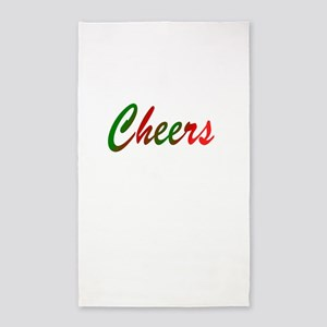 Cheers To You 3'x5' Area Rug
