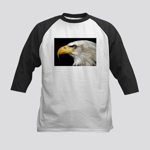 American Bald Eagle Kids Baseball Jersey