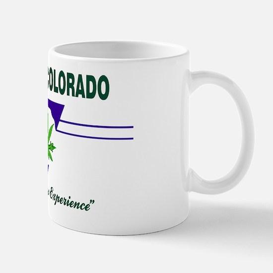 Boulder Colorado Marijuana Mug