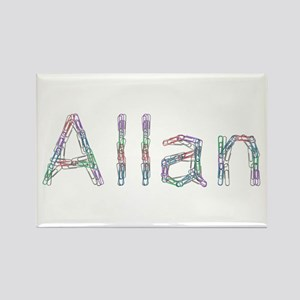 Allan Paper Clips Rectangle Magnet