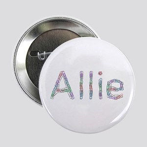 Allie Paper Clips Button