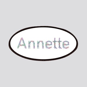 Annette Paper Clips Patch