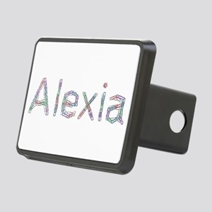 Alexia Paper Clips Rectangular Hitch Cover