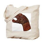 Oseberg Dragon Tote Bag