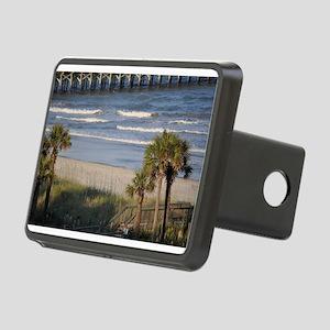 Beach Time Rectangular Hitch Cover