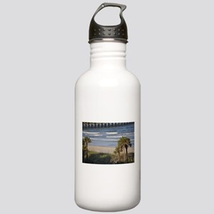 Beach Time Stainless Water Bottle 1.0L